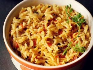 7 south indian rice recipes to excite your taste buds tomato rice or tomato bath is another easy and delicious south indian tomato rice recipe that is slightly spicy the plain steamed rice is cooked with a forumfinder Gallery