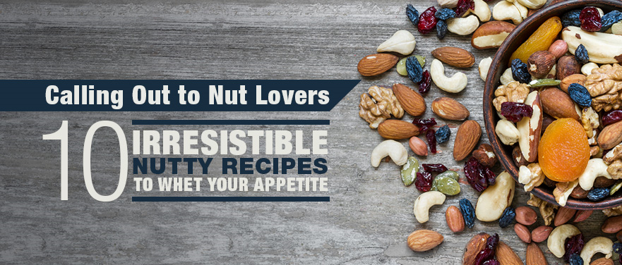 Nutty Recipes